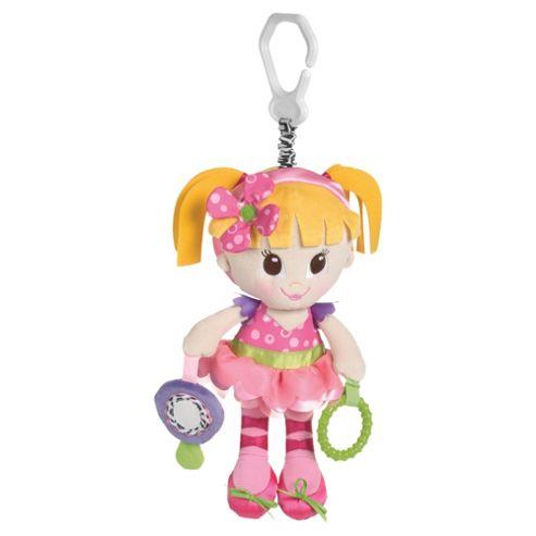 Playgro Baby Activity Friend, Doll