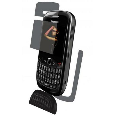 Pro Tec FF8520 Force Field Scratch Proof Protection System for Blackberry 8520