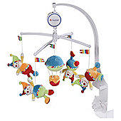 Baby Fehn Clowns musical mobile