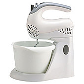 Tesco STMP11 250W 1L -  Stand Mixer/Blender White