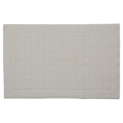 Finest Towelling Mat Ivory