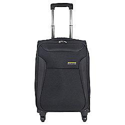 Revelation by Antler Nexus 4-Wheel Suitcase, Black Small