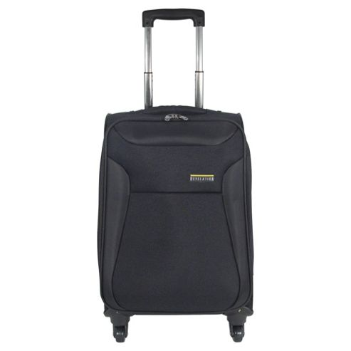 Revelation by Antler Nexus 4-Wheel Suitcase, Black Small