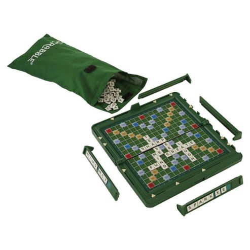 Scrabble Pocket Magnetic Game