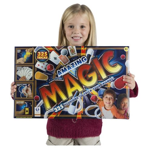 325 Tricks Amazing Magic Set