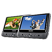 "NextBase SDV49AC 9"" Dual Portable DVD Player"