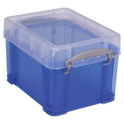Really useful translucent bluebox 3l