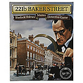 221B Baker Street Board Game