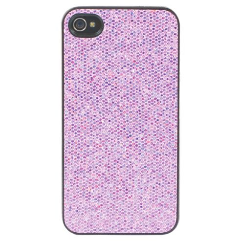 Orbyx Sparkle Case iPhone 4 Bright Pink
