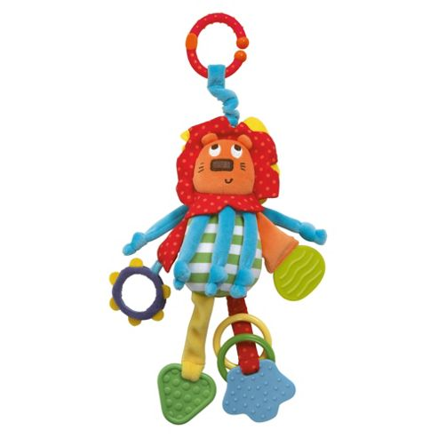 Mamas & Papas Babyplay Lion Chime Toy
