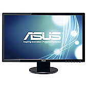 Asus VE247H 24 inch LCD Monitor 10000000:1 300cd/ms2 1920 x 1080 2ms VGA HDMI DVI-D
