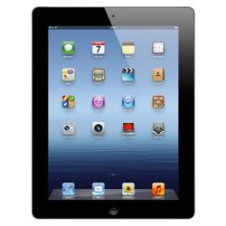 3rd Generation iPad Wi-Fi 64GB Black