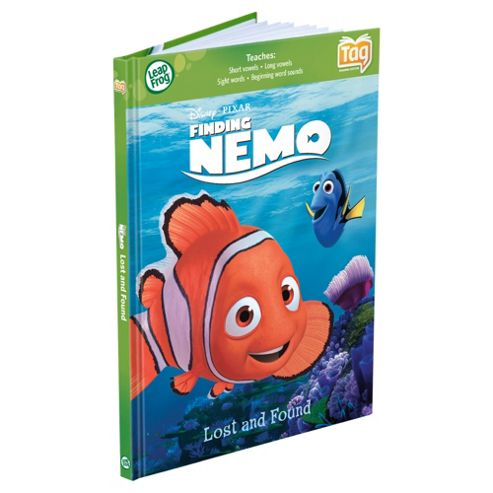 LeapFrog Tag Game Finding Nemo