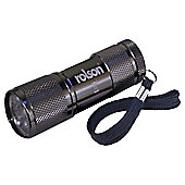 Rolson 9 LED torch