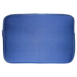 Back to School Blue Laptop Sleeve - For upto 15.6 inch Laptops