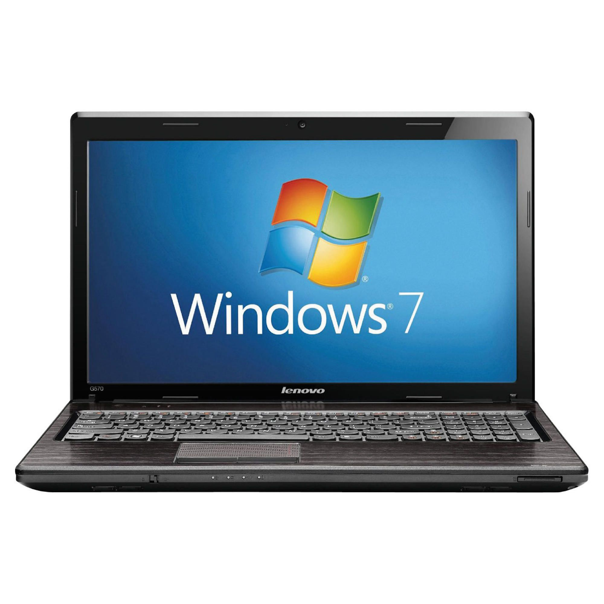 Lenovo G570 Laptop (Intel Core i3, 4GB, 500GB, 15.6'' Display) Black at Tesco Direct