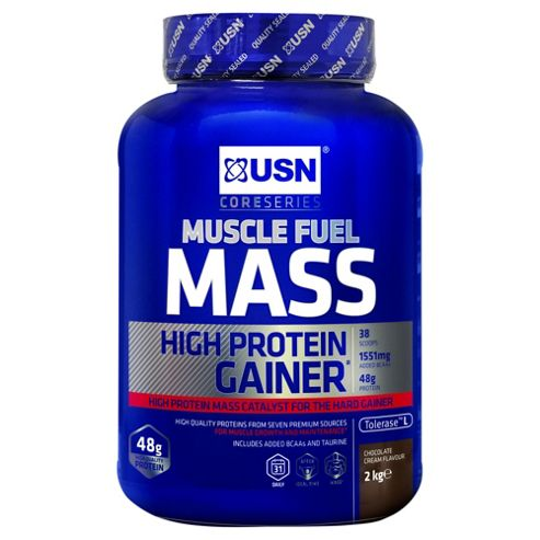 USN Muscle Fuel Mass Chocolate 2kg