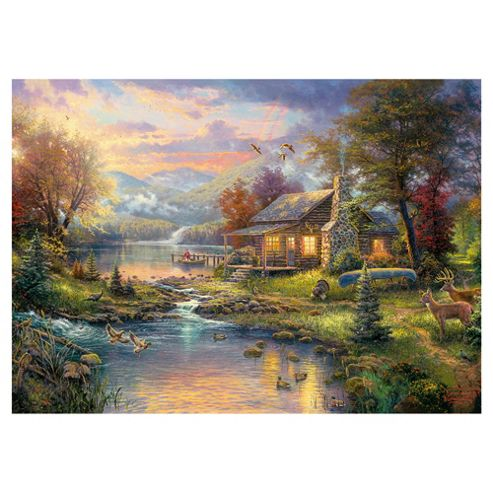 Natures Paradise 1000 Piece Jigsaw