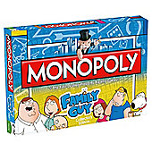 Winning Moves Family Guy Monopoly