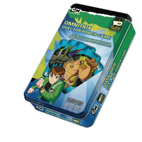 Ben 10 Omnitrix Battle Game