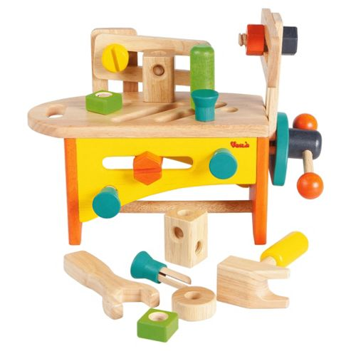 Voila Tool Box Wooden Toy