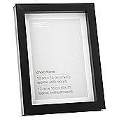 "Tesco Black Frame 5x7"" with a 4x6"" mount"