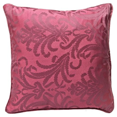 Tesco Damask jacquard cushion cover