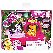 My Little Pony Applejacks Farm Truck