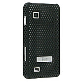 Samsung Metal Look Case Samsung Tocco Icon Black