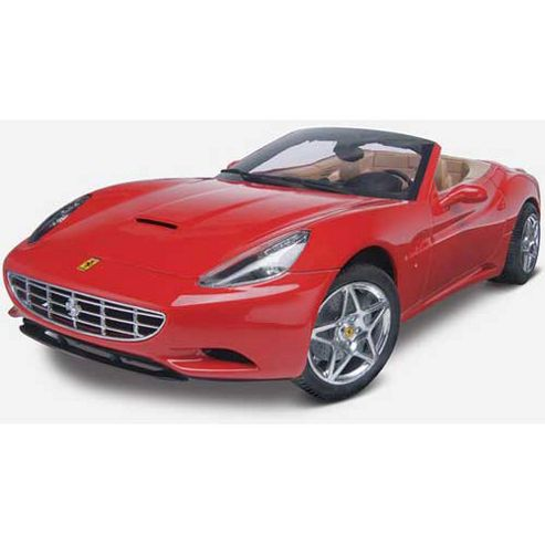 Model Set Ferrari California