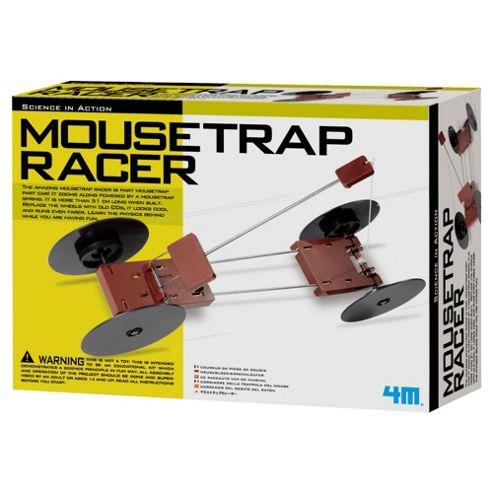 Great Gizmos Mousetrap Racer