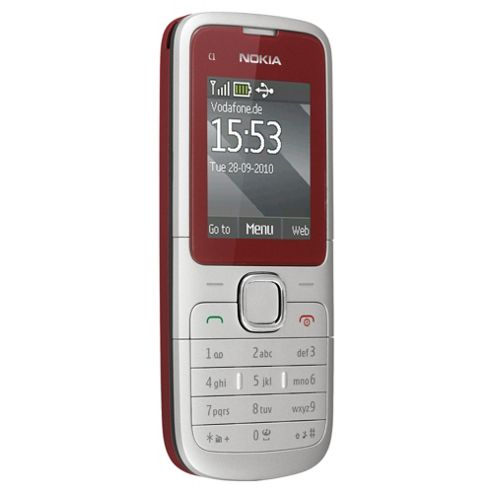 Vodafone Nokia C1-01