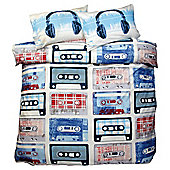Teen Music Duvet Double