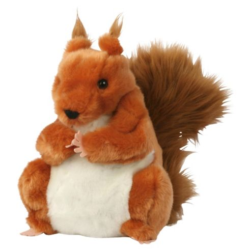 The Puppet Company European Red Squirrel Puppet