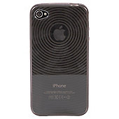 Orbyx TPU Flex Case iPhone 4 Black