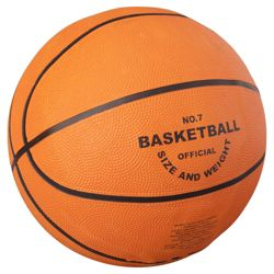 Tesco Basketball Orange