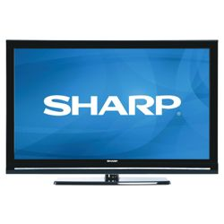 Sharp LC32SH130K 32 inch Widescreen HD Ready LCD TV amd USB Record with Freeview