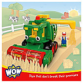 WOW Toys Harvey Harvester Toy Vehicle