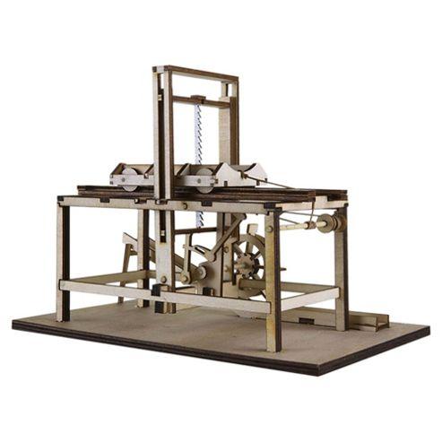 Revell Leonardo Da Vinci Hydraulic Saw