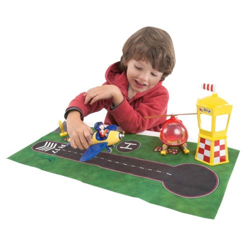 Noddy Take Off In Toyland Playset