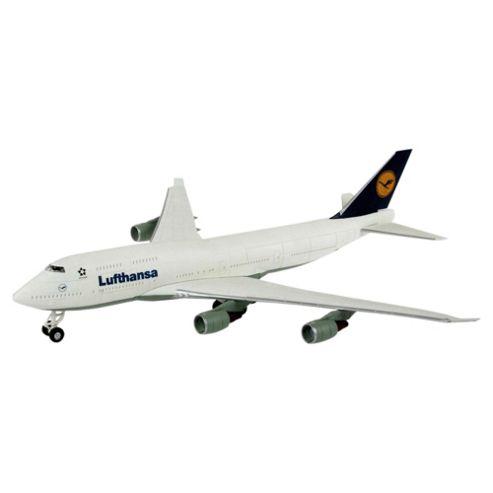 Revell Easykit Boeing 747-400 Lufthansa Model