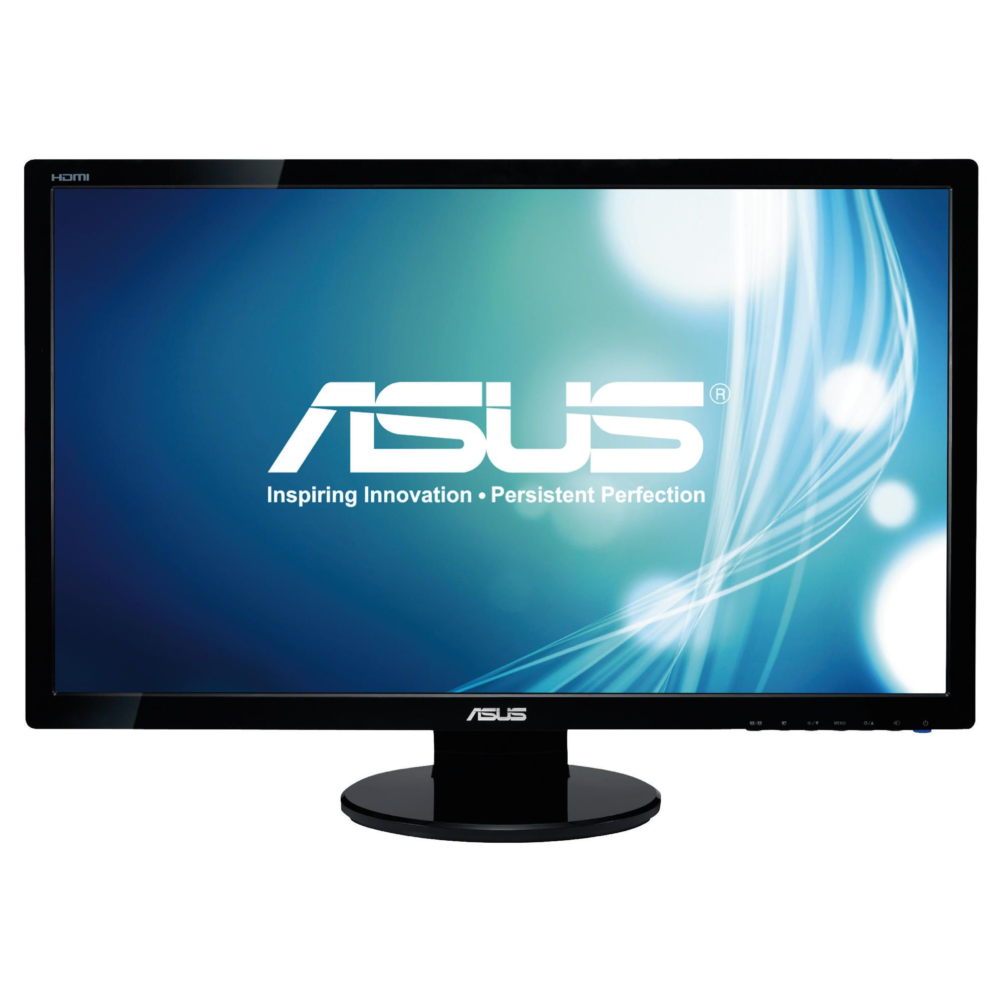 ASUS VE278Q 27'' LCD Monitor Black at Tescos Direct