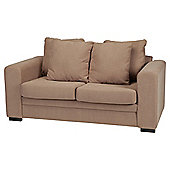 Amy Fabric Sofa Bed Camel