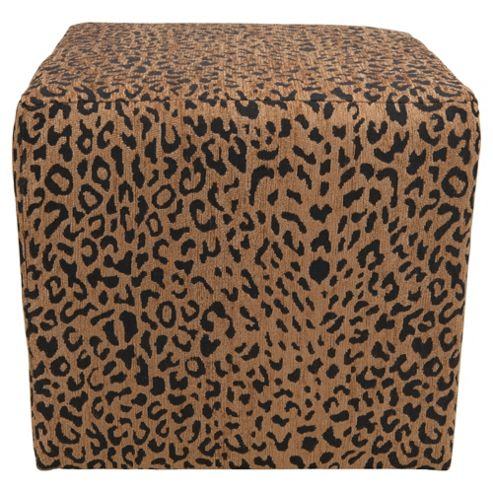 Animal Cube Chocolate Leopard