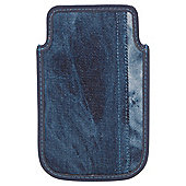 Orbyx Denim Pouch Universal  Blue