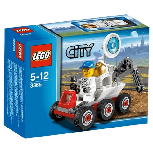 LEGO Space Moon Buggy