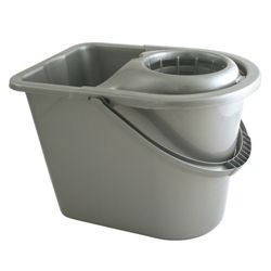 Tesco 15 Litre Mop Bucket with Wringer
