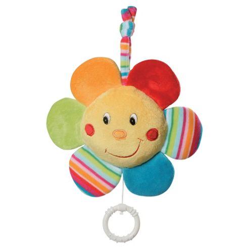 BabyFehn Musical Flower Toy