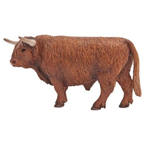 Schleich Scottish Highland Bull