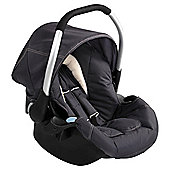 Hauck Zero Plus Comfort Car Seat Group 0+, Charcoal